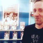 Markus Jäger auf der Frankfurter Buchmesse 2018