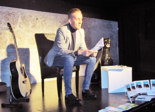 Markus Jäger im Bogentheater Innsbruck
